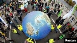 Las reuniones que comenzaban el lunes en Bonn, Alemania, pretendían definir detalles sobre la aplicación del Acuerdo de París de 2015.