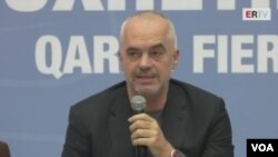 Kryeministri Edi Rama