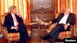 گزارش تصویری از دیدار جان کری و محمدجواد ظریف در نیویورک