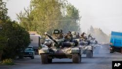 Танки вооруженных сил Азербайджана