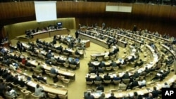 UN Human Rights Council (file photo)