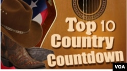 VOA Top 10 Country Countdown