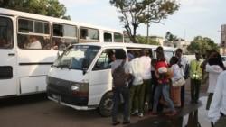 Maputo e Matola em calma com entrada das novas tarifas dos transportes colectivos - 1:54