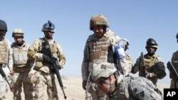 عراق: تین امریکی فوجی ہلاک