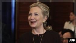 Hillari Klinton Əfqanıstandadır