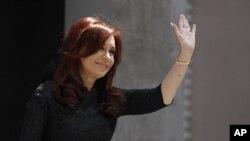 阿根廷總統費爾南德斯以壓倒性勝利贏得連任