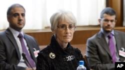 ABŞ dövlət katibinin siyasi məsələlər üzrə yardımçısı Vendi Şerman