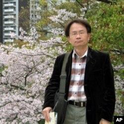 台灣中央研究院近代史研究員 陳儀深教授