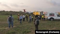 Incidente ocorreu no final desta tarde em Maputo.