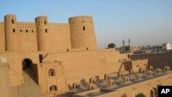 ارگ تاریخی اختیارالدین در هرات افتتاح شد