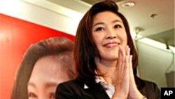 La Thailande a sa première femme Premier ministre