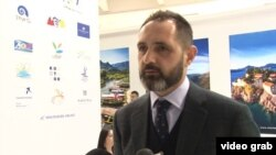Ministar turizma Crne Gore Pavle Radulović (foto rtcg.me)
