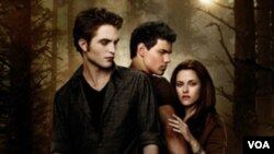 """Las películas de """"Twilight"""" gozan de gran popularidad en la juventud estadounidense y alrededor del mundo."""