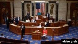 «ال گرین» نماینده دموکرات ایالات تگزاس پیشنویس این طرح را ارایه داده بود.
