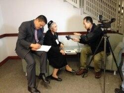Kayum Masimov, Canada-Uyghur Society president-Uyghurs and Central Asia
