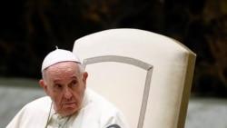 """教宗為梵中協議辯護:""""不容易的對話也好過毫無對話。"""""""