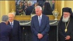 2012-05-17 粵語新聞: 皮克拉門諾斯就任希臘看守政府總理
