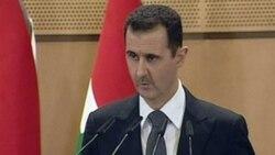 ادامه اعتراضات پس از سخنرانی بشار اسد در سوریه