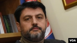 Vladimir Bozhovic, ambasadori serb në Malin e Zi