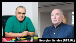 Georgia -- Vaja Gaprindashvili, Grigori Karasin; 29nov2019