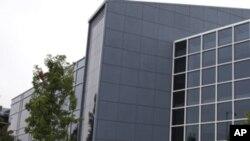 美国太阳能公司索林卓位于加州福莱蒙的总部资料照