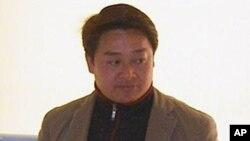 四川民主維權人士陳雲飛