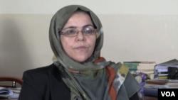 این نخستن بار در تاریخ افغانستان است که یک زن به صفت عضو شورای عالی ستره محکمه نامزد می شود