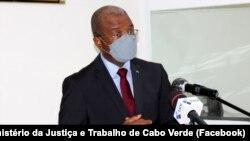 José Landim, procurador-geral da República de Cabo Verde