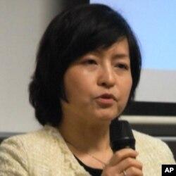 香港特區政府知識產權署副署長梁家麗