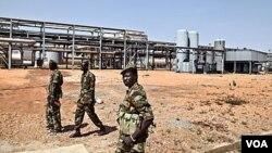 سوڈان میں تیل کی صنعت