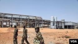 Wilayah Abyei di Sudan Selatan yang kaya minyak dan menjadi sengketa kedua Sudan (foto: dok).