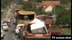 Prognani Srbi tokom akcije Oluja