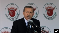 Turkish Prime Minister Tayyip Erdogan, Jul 20, 2011
