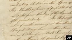 Pismo Enrique De Lomea - 'stoti najvažniji američki povijesni dokument'