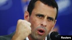 Henrique Capriles obtuvo los mejores porcentajes en 9 estados y el Distrito Capital.