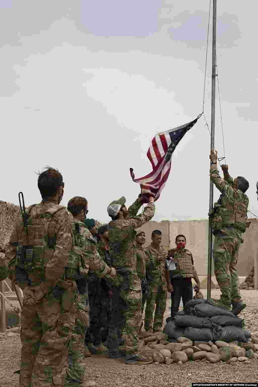 امریکہ کے صدر جو بائیڈن کے اعلان کے مطابق افواج کی واپسی 11 ستمبر 2021 تک مکمل ہونی ہے۔