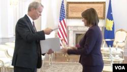 US ambassador in Kosova