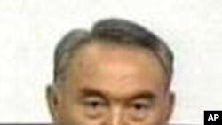 قزاقستان کے صدر نور سلطان نذربایف