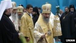 Предстоятель Української православної церкви (Московського патріархату) Онуфрій
