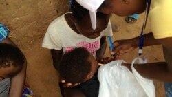 Uíge: Vacinação contra o sarampo teve sucesso – 1:25