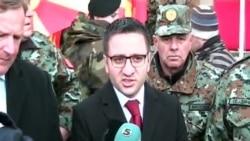 Maqedonia, forca per ISAF