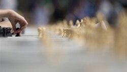 نایب قهرمانی شرنج بازان نوجوان ایران