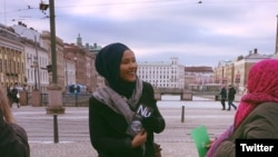 لیلی علی علمی، رکن پارلیمنٹ سویڈن