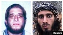 Omar Hammami et Jehad Mostafa, deux Américains qui ont rejoint les shebab