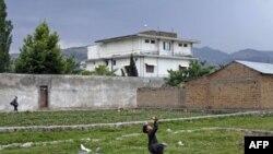 Kompleks u Abotabadu u Pakistanu, u kojem je ubijen lider Al Kaide