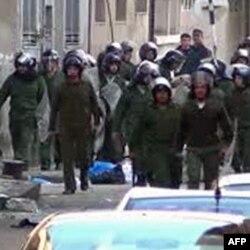 Arab dunyosidagi namoyishlarni yoritib, jabr ko'rayotgan jurnalistlar