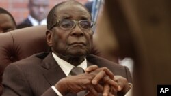 "FILE - President Robert Mugabe crafted a ""Look East Policy"" when he was abandoned by the West for allegedly failing to conduct free and fair elections in Zimbabwe. (File Photo)"