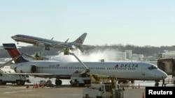 Pesawat Delta (Foto: dok.)