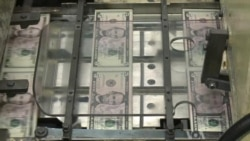 US Money Factory Prints Distinctive Dollars