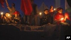 Διαδηλώσεις κατά του Ισραήλ